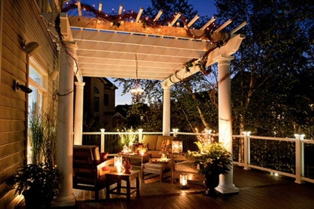 Remarkable Pergola With Lights Five Pergola Lighting Ideas To Illuminate Your Outdoor Space