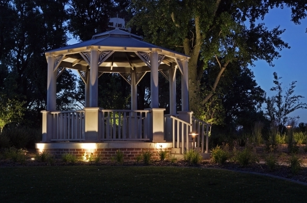 Stunning Gazebo Solar Lights Outdoor Solar Gazebo Lights Pergola Pinterest Outdoor Solar
