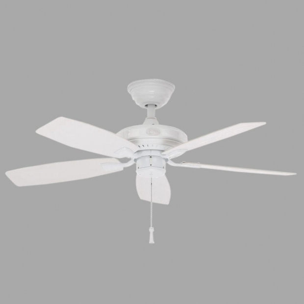 Stunning Hampton Bay Gazebo Ii Plus Hampton Bay Gazebo Ii 42 In White Indooroutdoor Ceiling Fan