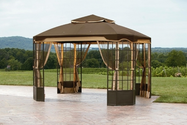 Bay Window Gazebo