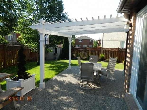 Wonderful Vinyl Pergola Kits Sale Ultralast White Vinyl Freemont Pergola Kit Va42044 On Sale