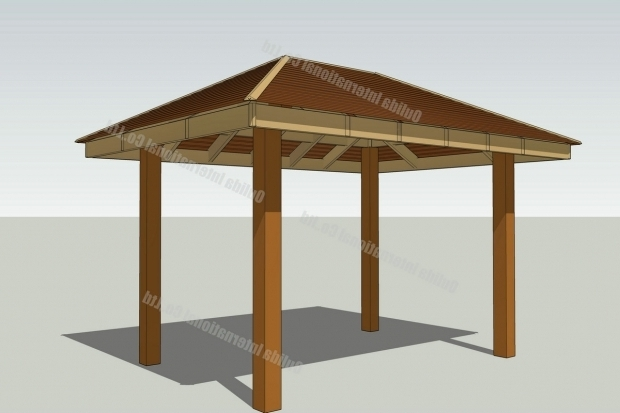 Wonderful Wooden Gazebo For Sale Free Gazebo Plans 14 Wooden Gazebo Kits Pinterest Pavilion