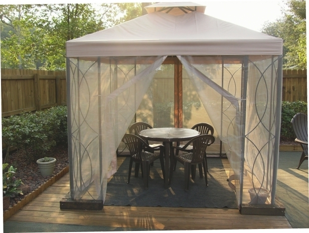 Alluring 8x8 Gazebo With Netting 8x8 Gazebo With Netting Gazebo Ideas