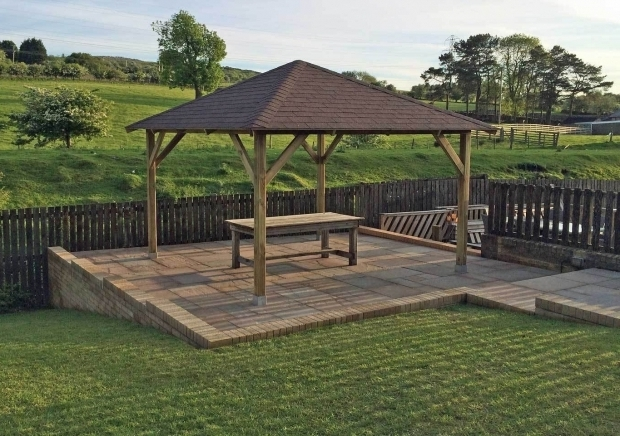 Alluring Cheap Wooden Gazebo Cheap Wooden Gazebos Various Designs For Sale Gazebo Direct