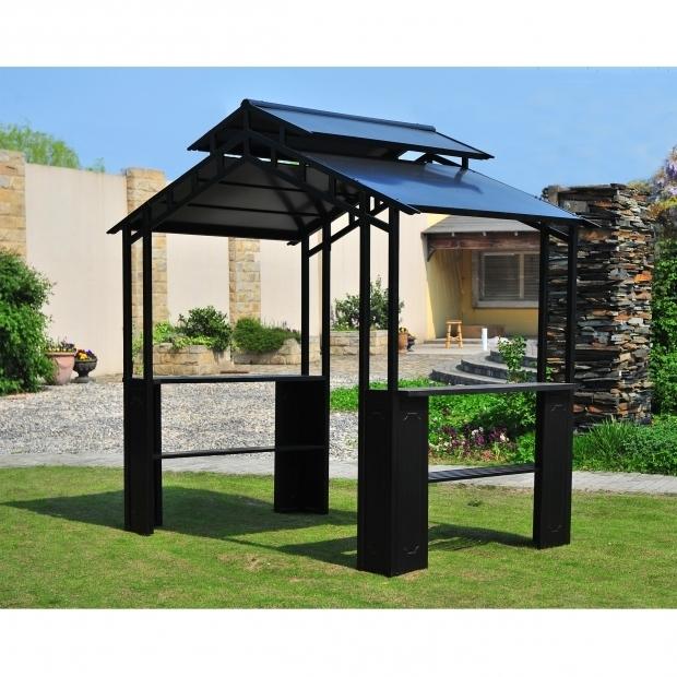 Amazing Sunjoy Royal Hardtop Gazebo Garden Outdoor Fancy Hardtop Gazebo For Your Outdoor And Garden
