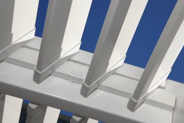Delightful Aluminum Pergola Kits With Adjustable Louvers Avalon Pergola Hoover Fence Company