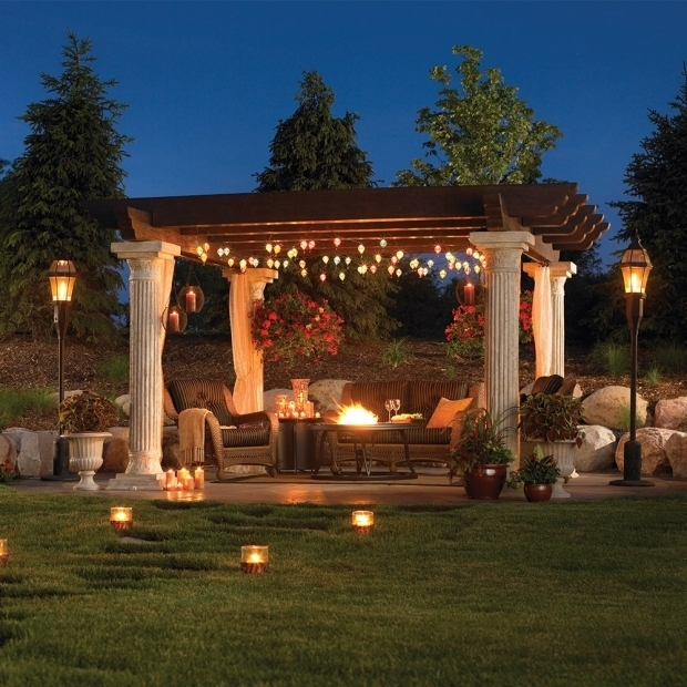 Delightful Gazebo With Fire Pit Fire Pits Archives Starfire Blog