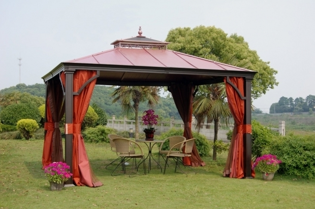 Delightful Grand Resort Hardtop Gazebo Alluring Hard Top Metal Gazebo 12x14 Hardtop Rust Proof Aluminum