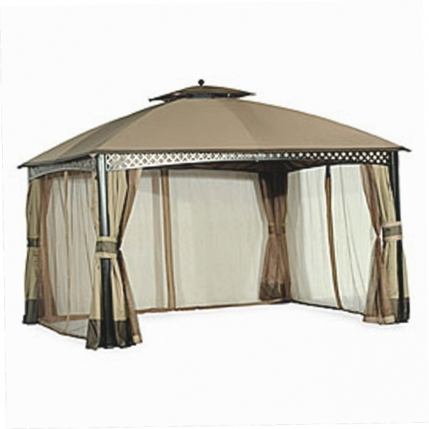 Delightful Wilson & Fisher Windsor Grill Gazebo Grill Gazebo Big Lots Gazebo Ideas