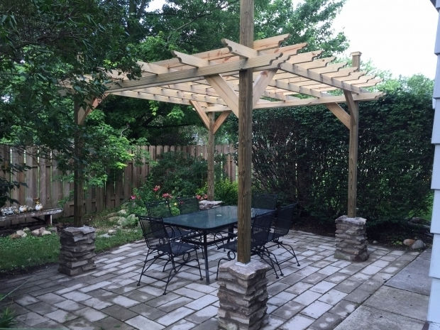 Fantastic Free Standing Pergola Plans 13 Free Pergola Plans You Can Diy Today