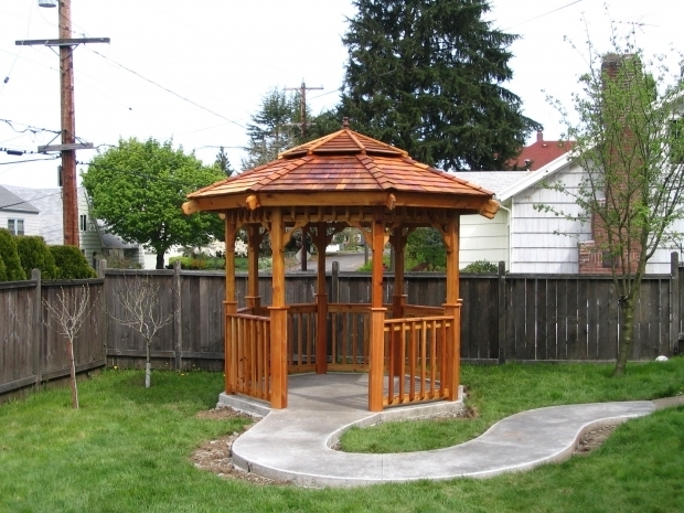 Fantastic Gazebo Ideas For Small Backyard 7 Backyard Gazebo Ideas For Sun Shade And Rain Shelter