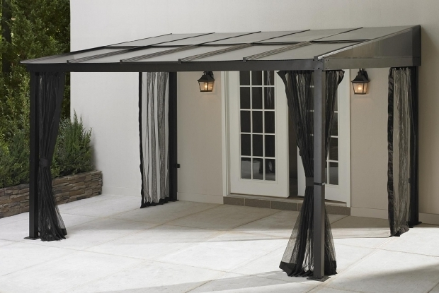 Fantastic Grand Resort Hardtop Gazebo Garden Outdoor Fancy Hardtop Gazebo For Your Outdoor And Garden
