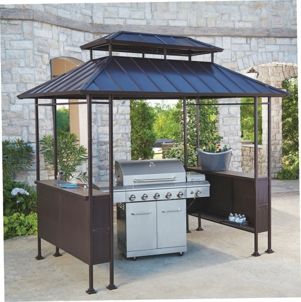 Sam's Club Grill Gazebo