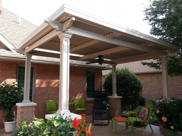 Gorgeous Aluminum Pergola Kits With Adjustable Louvers Louvered Roof Patio Covers Redesigning Patio Covers