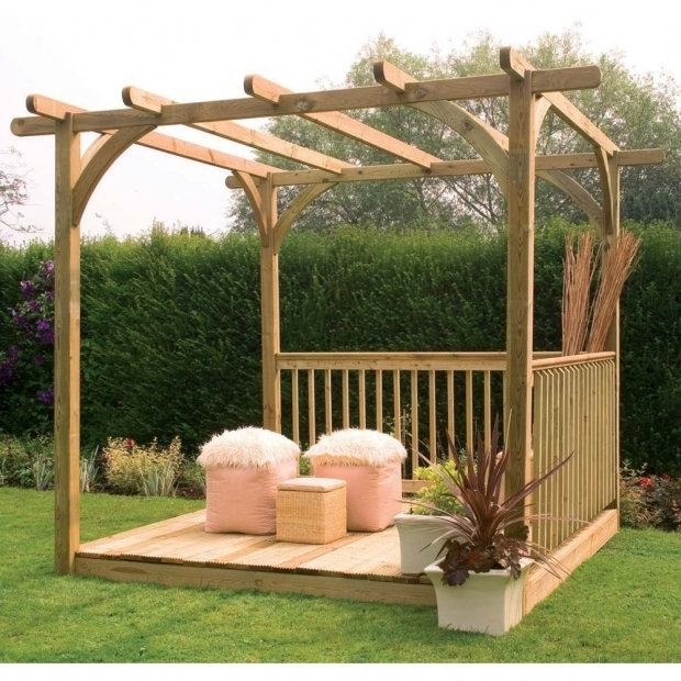 Gorgeous Cheap Wooden Gazebo Kits Easier And Cheap Wooden Gazebo Home Design And Decor