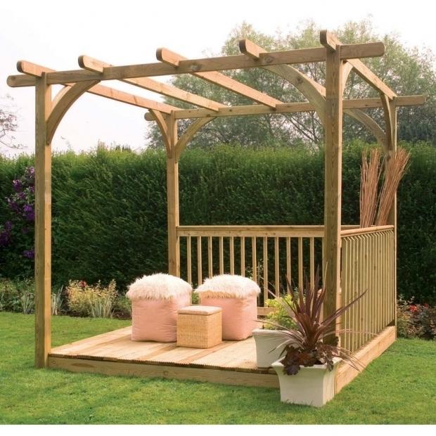 Gorgeous Cheap Wooden Gazebo Kits Easier And Cheap Wooden Gazebo Home Design And Decor