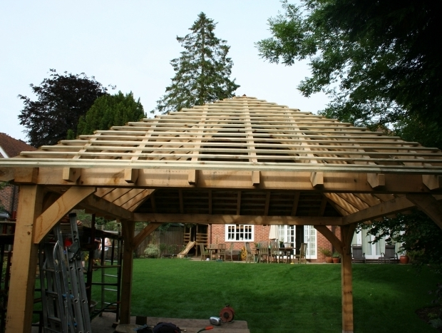 Gorgeous Wooden Gazebo Roof Ideas Gazebo Roof Ideas Crboger