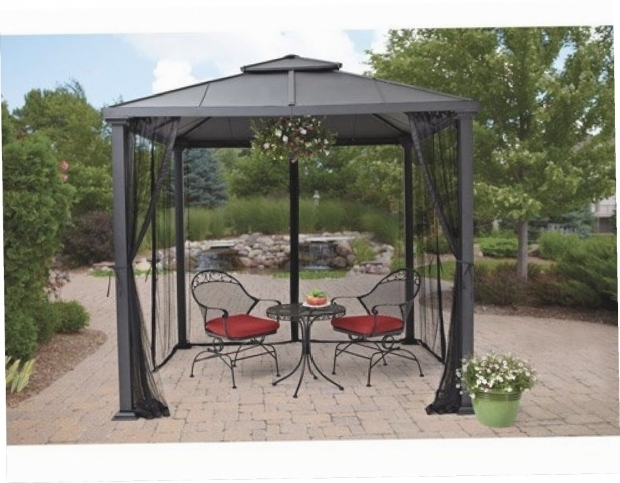 Image of 8x8 Gazebo With Netting 8x8 Gazebo With Netting Gazebo Ideas