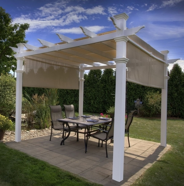 Image of Aluminum Pergola Kits Lowes Aluminum Pergola Kits Lowes Home Design Ideas