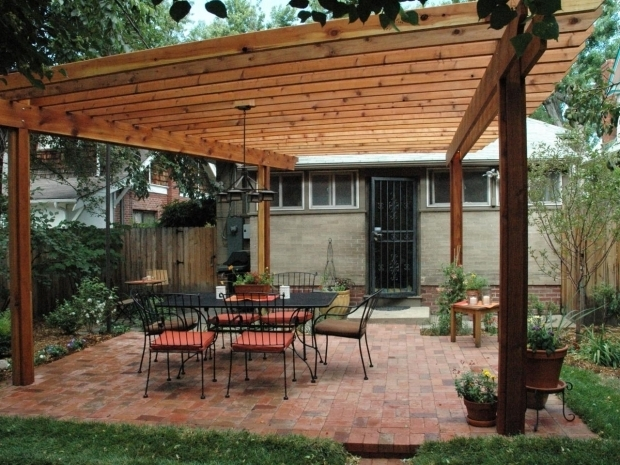 Image of How To Build A Wooden Pergola How To Build A Wood Pergola Hgtv