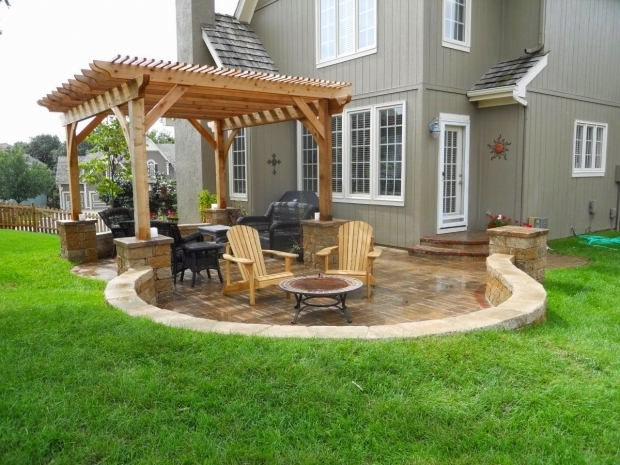 Inspiring Gazebo Plans With Fire Pit Surprising Back Porch Idea With Wooden Gazebo Designs And Fire Pit
