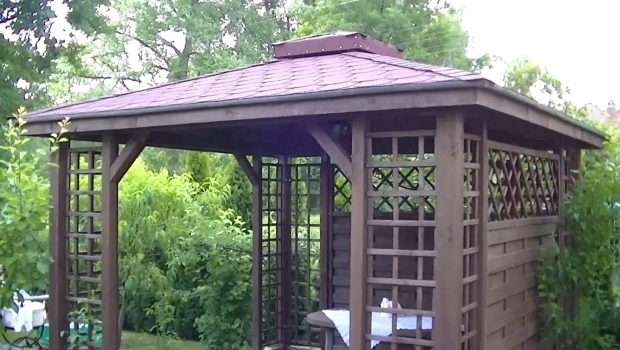 Inspiring How Much To Build A Pergola Gazebo Pergola Construction Diy Installation How To Youtube
