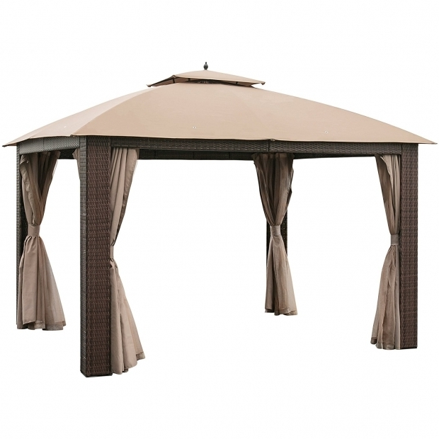 Marvelous Gazebo Replacement Canopy 8x8 Patios Using Stunning Garden Winds Gazebo For Cozy Outdoor