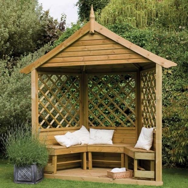 Marvelous Wooden Garden Gazebos For Sale Garden Beautiful Backyard Garden Ideas With Gazebo Decoration
