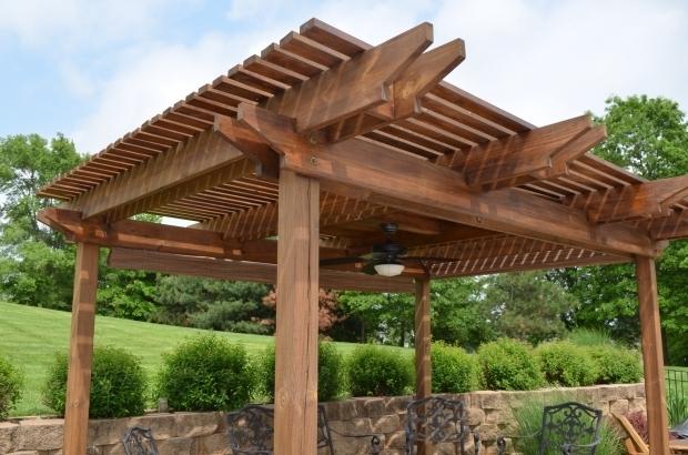 Outstanding Free Standing Pergola Plans Pergola Design Ideas