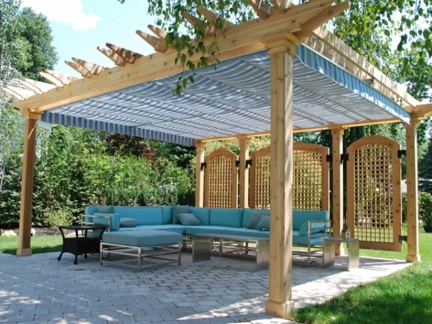 Outstanding Pergola Covers Waterproof Waterproof Pergola Covers Crafts Home
