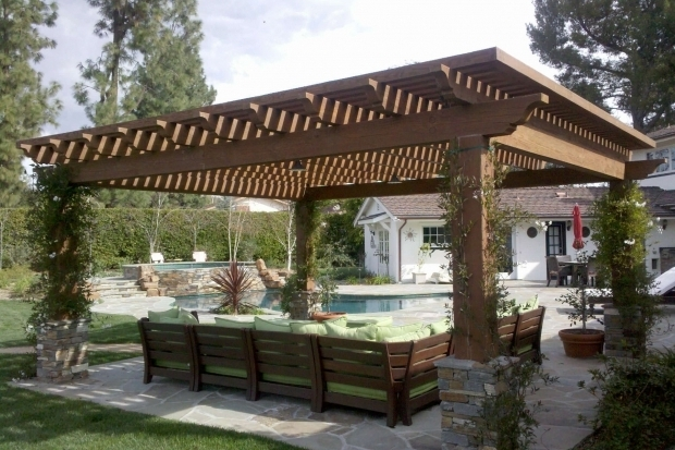 Pergola Roof Options