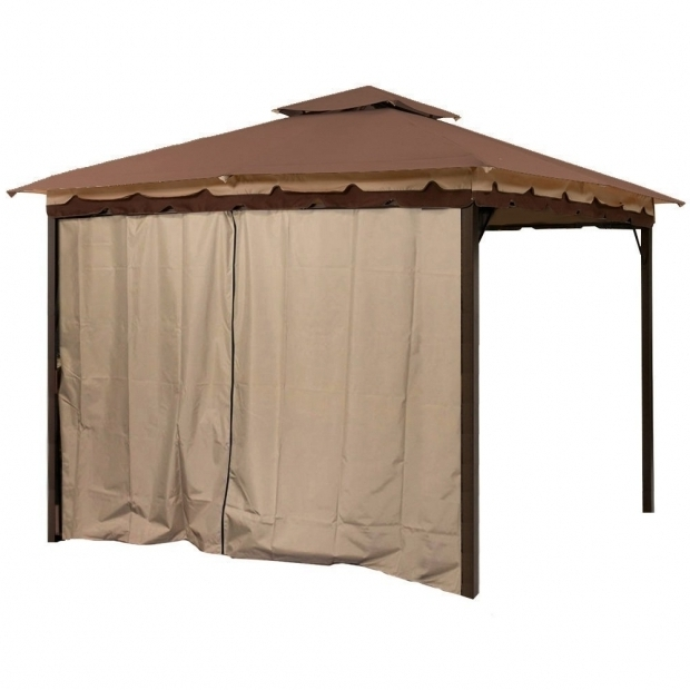 Picture of Gazebo Replacement Canopy 8x8 8x8 Gazebo Canopy Walmart Sichtschutz