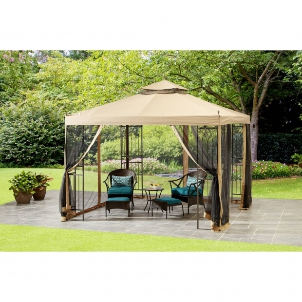 Picture of Used Gazebo For Sale Outdoor Gazebos