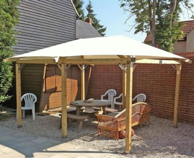Remarkable Cheap Wooden Gazebo Outdoor Wood Gazebo Plan Ideas Batimeexpo Furniture