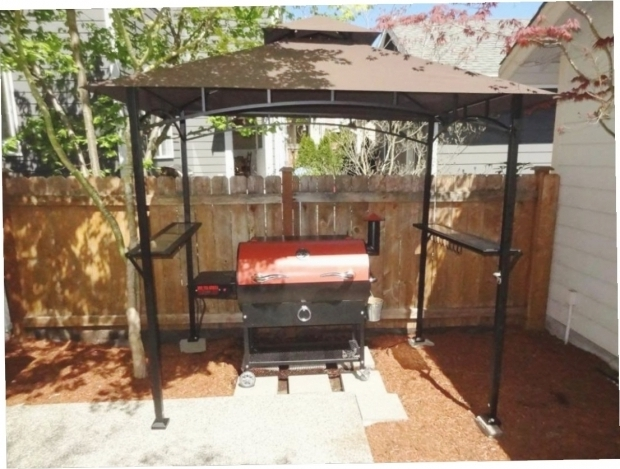 Stylish Grill Gazebos Home Depot Home Depot Grill Gazebo Gazebo Ideas