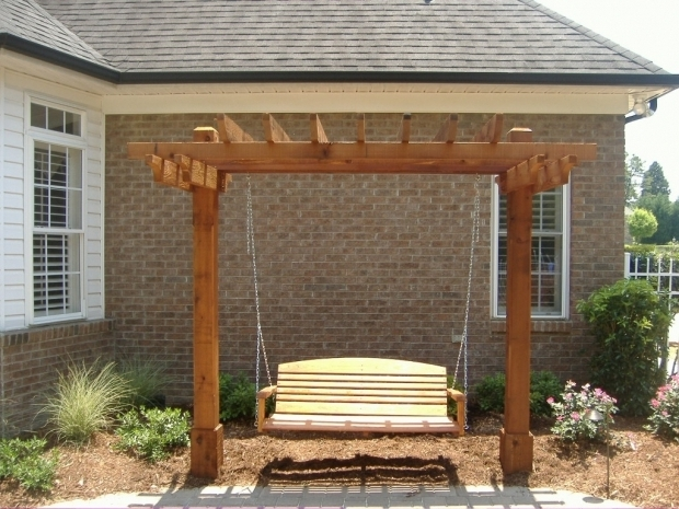 Stylish Pergola Swing Plans Pergola Porch Swing Plans Pergola Swing Plans Images