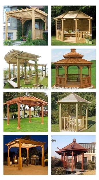 Stylish Wooden Gazebos For Sale Used Used Octagonal Homemade Wooden Gazebo For Sale Buy Wooden