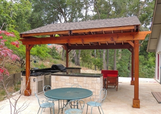 Wonderful Covered Pergola Kits Winter Friendly Patio Plants Hgtv Outdoor Patio Decoration