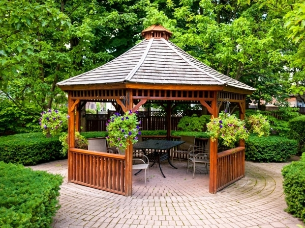 Wonderful Gazebo Ideas For Small Backyard Patio Gazebos Hgtv