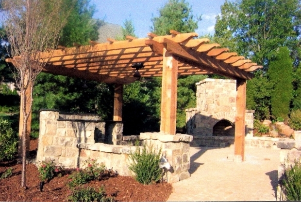 Wonderful Pergola Pictures And Designs Backyard Pergola Design Ideas Backyard Decorations Bodog