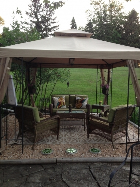 Wonderful Small Pergolas For Sale Idea For Gazebo On Sale For Just Over 1000 At Lowes In July