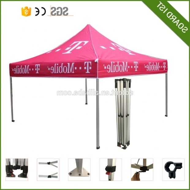 Alluring Cheap Pop Up Gazebo Gazebo Tent 4x4 Cheap Pop Up Roof Flat Top Folding Canopy Tent