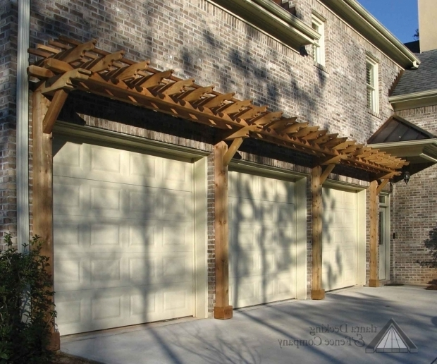 Alluring Pergola Over Garage Best Of Pergola Over Garage Door Modern Garage Doors