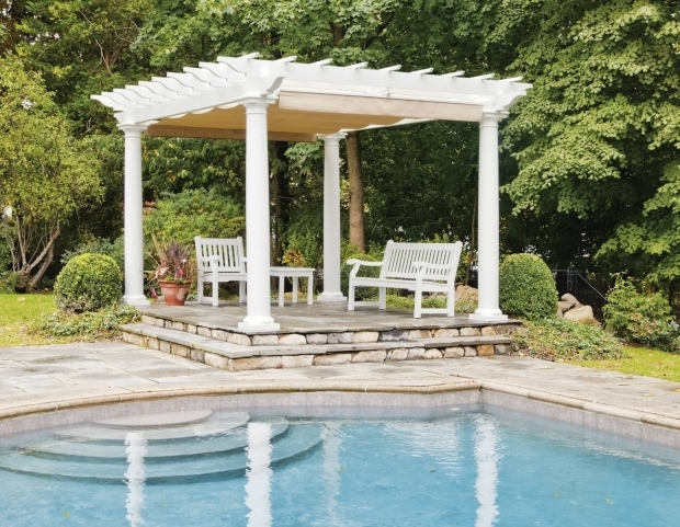 Amazing Pictures Of Pergolas Pergolas Shade Canopies Pvc Pergola Kits Azek