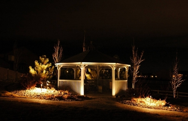 Beautiful Outdoor Solar Lights For Gazebo Gazebo Lighting Expert Outdoor Lighting Advice