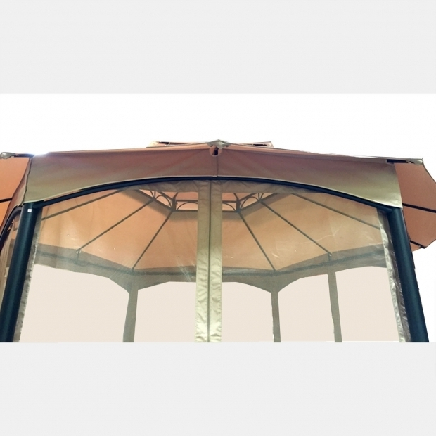 Wilson & Fisher Southbay Hexagon Gazebo