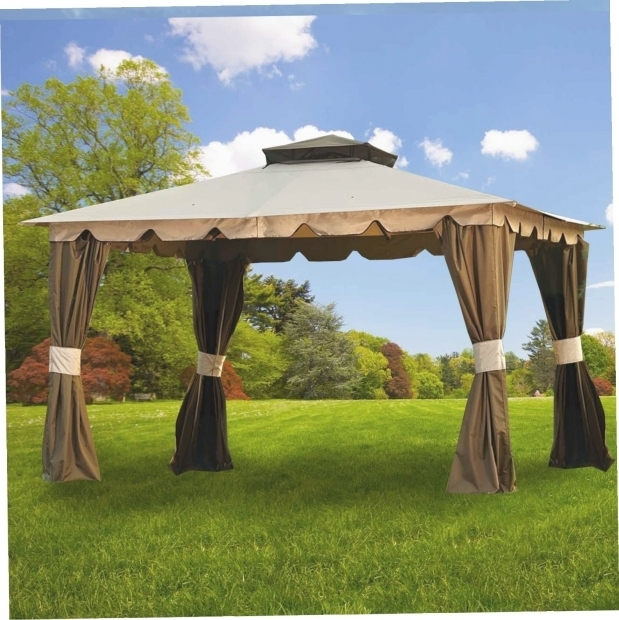 Fantastic 10x12 Gazebo Replacement Canopy Replacement Canopy For 10x12 Gazebo Gazebo Ideas