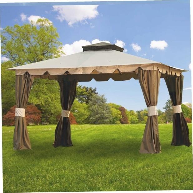 Fantastic 10x12 Gazebo Replacement Canopy Replacement Canopy For 10x12 Gazebo Gazebo Ideas
