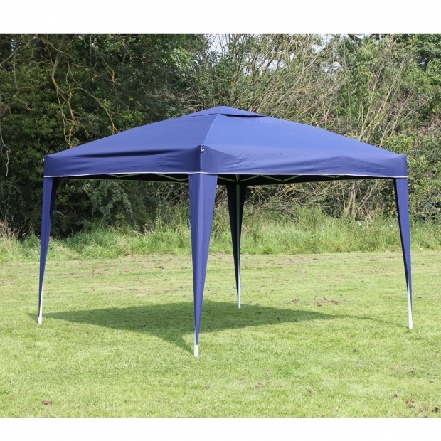 Fantastic Cheap Pop Up Gazebo 10 X 10 Palm Springs Ez Pop Up Blue Canopy Gazebo Party Tent New
