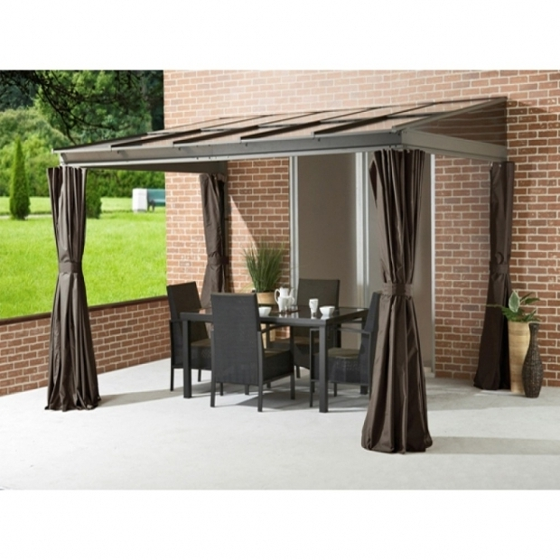 Fantastic Four Season Gazebo Four Seasons Commercial Wall Mounted Gazebo Lean To Gazebo